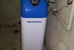 Zmäkčovač vody AquaSoftener